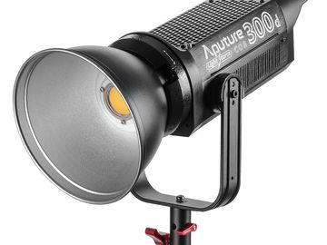 Rent: Aputure LS C300d w/ Light Dome