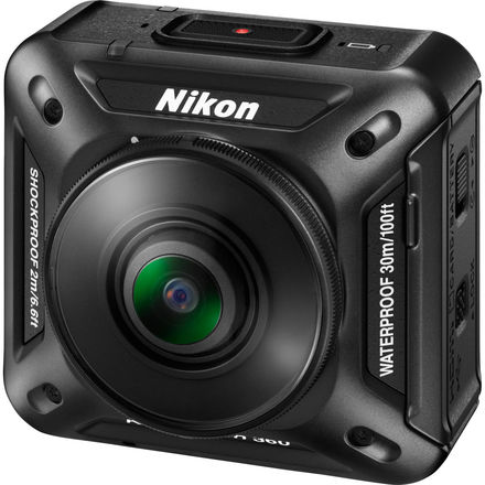Nikon KeyMission 360 Camcorder w/ Accessories
