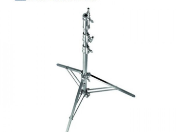 Rent: Avenger  Alu Stand with Leveling Leg (Chrome-plated)