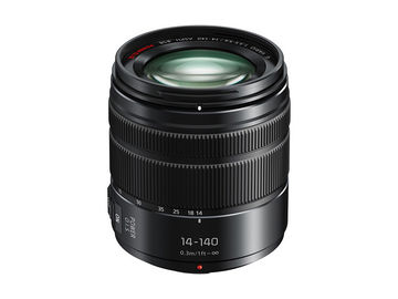 Rent: Panasonic Lumix G Vario 14-140mm f/3.5-5.6 ii O.I.S Lens