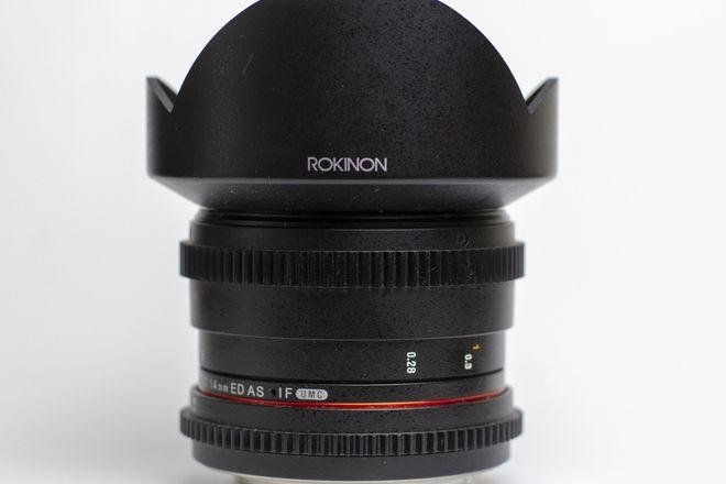 Rokinon Cine 14mm T3.1 EF