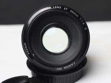 Rent: Canon EF 50mm f/1.8 II