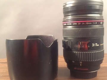 Rent: Canon EF 24-70mm f/2.8 L