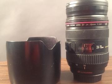 Rent: Canon EF 24-70mm f/2.8 L