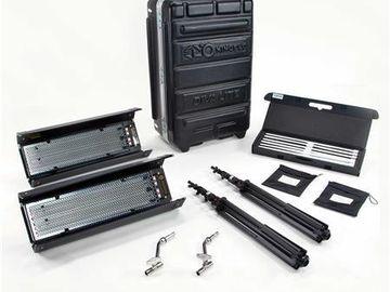 Kino Flo Diva-Lite 200 Kit [2 units/stands/case]