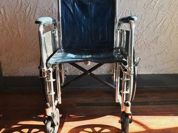 Wheelchair - Doorway Dolly or Prop