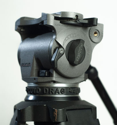 Cartoni HD Tripod (22lbs load)
