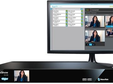 Rent: Newtek Talkshow (Live Skype System)