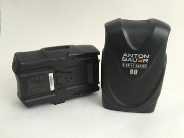 Rent: Anton Bauer Digital 90 V-Mount Batteries W/Charger