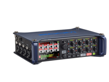 Rent: Zoom F8 Field Recorder