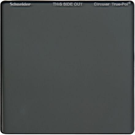 "Schneider 4 x 4"" Circular True-Pol Circular Polarizer Filter"