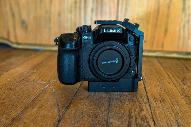 Panasonic GH4 w/V-LOG Upgrade & Cage/rails