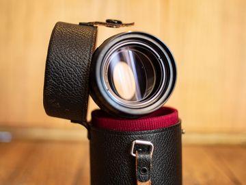 Sankor 16C Anamorphic Lens