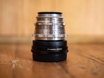 Meyer-Optik Gorlitz Trioplan 50mm