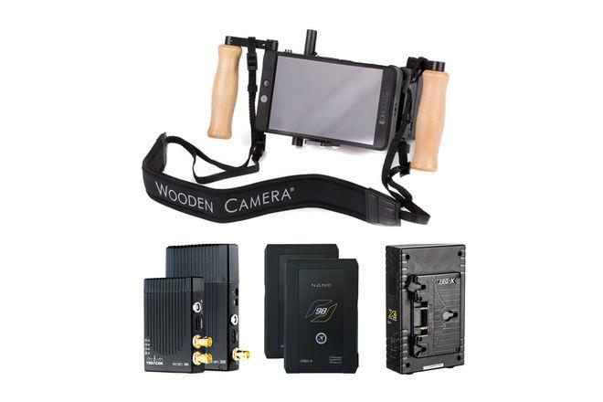 Wireless Director's Monitor Kit (702 Lite, Teradek Bolt 500)