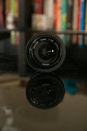 Cine-Moded Vintage  Nikkor Kit (24 35 50 80)