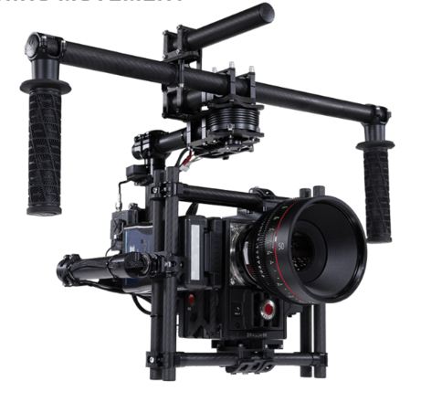 MoVI M10 - Digital 3-Axis Gyro-Stabilized