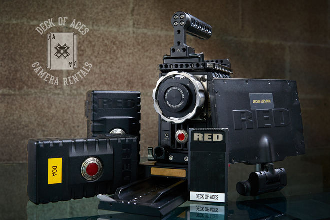 RED Epic M-X 5K Package