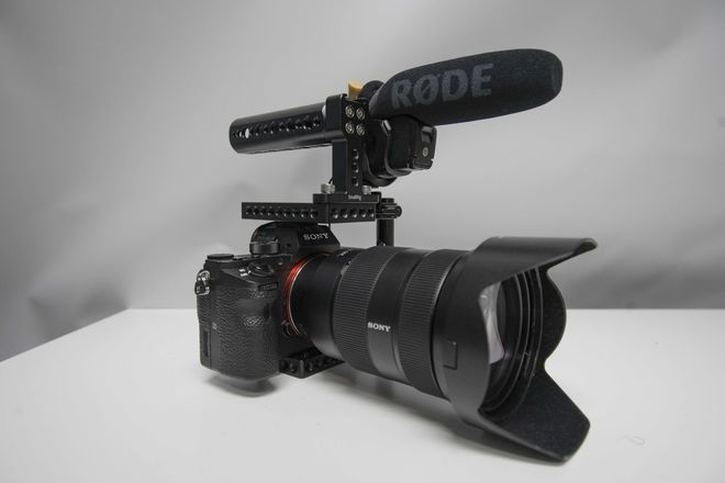 Sony a7Sii Shooters Package