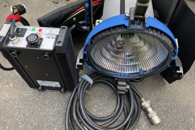 Arri M18 HMI with PowerGems High Speed Ballast Kit