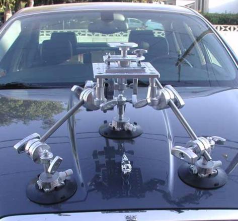 Matthews Car Mounting System