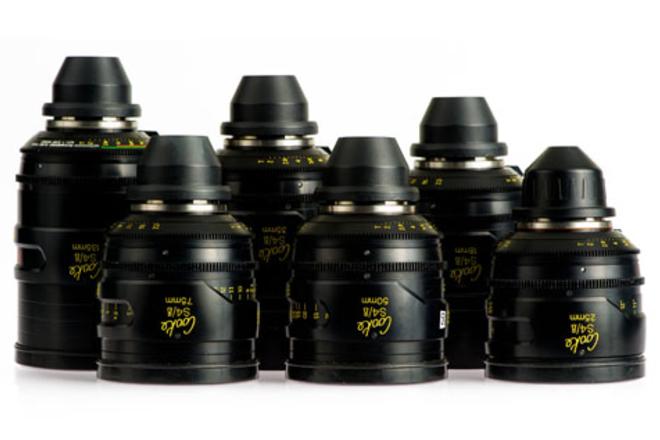 Cooke S4/i Prime Lens Set T2