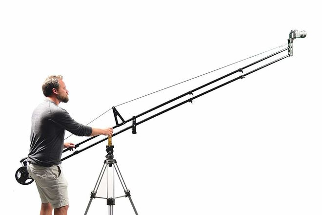 Glide Gear jib for DSLR