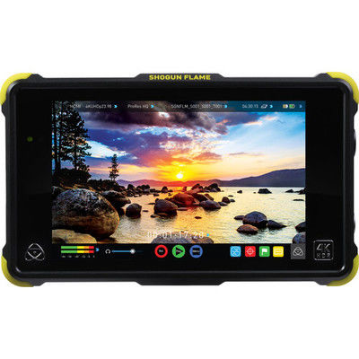 "Atomos Shogun FLAME 4K Recorder and 7"" Monitor w/Accessories"
