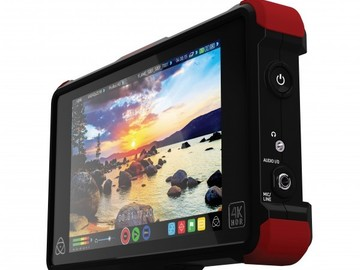 Rent: Atomos Ninja Flame 960 ssd 6xbatteries