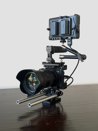 Rent a Sony A7sII with Cage, Canon lenses, Monitor, and Tripod, Best Prices  | ShareGrid Los Angeles