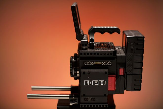 RED Helium 8K (60fps) Base Kit