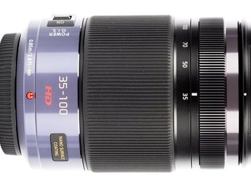 Rent: Panasonic Lumix G X Vario 35-100mm f/2.8