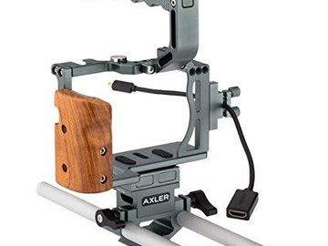 Rent: Axler Cage and Rods for Sony A7s