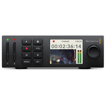 Black Magic Design Hyperdeck Studio Recorder (6 Available)