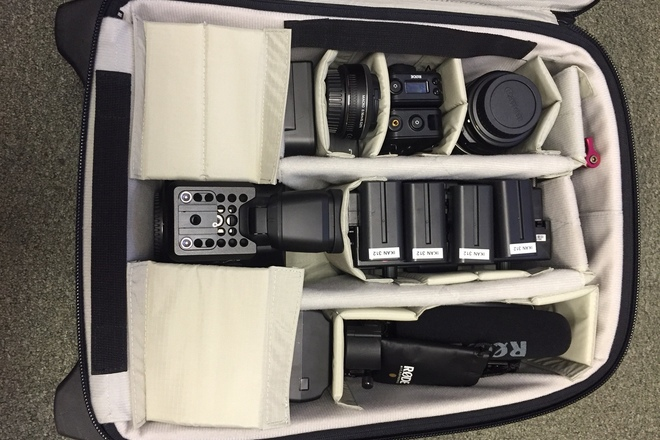 Canon C100mk2 Documentary Package w/Lens, Audio and Lights