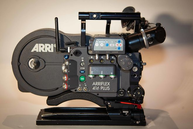 ARRI 416 Plus Camera (White Radio) WCU-3 w/3 x CLM-2 Motors