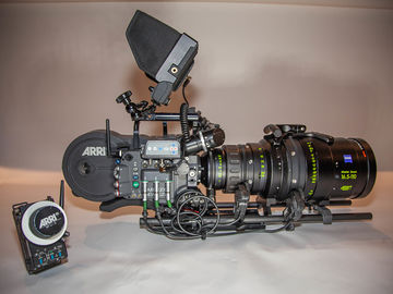 Rent: ARRI 416 Plus with ARRI/Zeiss Master Zoom Production Package