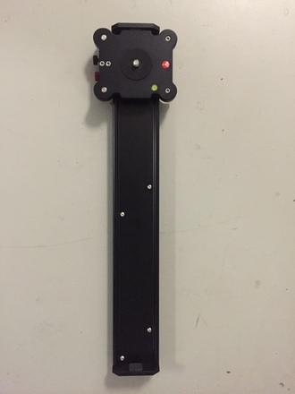 Manfrotto Camera Slider & Flex Tilt Head