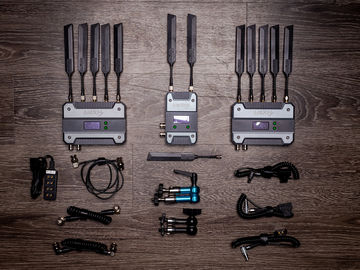 Vaxis Storm 1000+ 1:2 Wireless Video Transmitter 2 Receivers