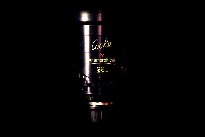 Cooke Anamorphic/i Prime 25mm Lens
