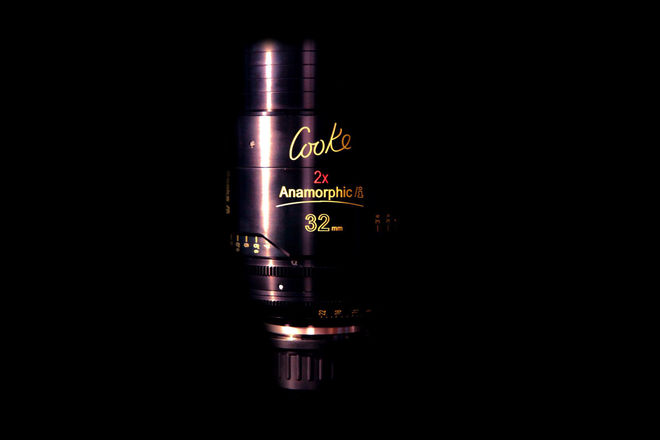 Cooke Anamorphic/i Prime 32mm Lens