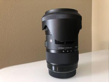 Sigma 18-35mm f/1.8 DC HSM Art EF mount