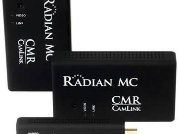 Rent: Wireless Transmitter 2x Receivers