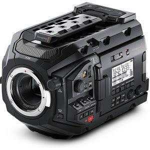 Blackmagic URSA Mini Pro 4.6K Camera EF mount w/ SSD