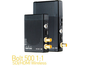 Teradek Bolt 500 SDI/HDMI Wireless Video Set 1:1 (1 of 2)