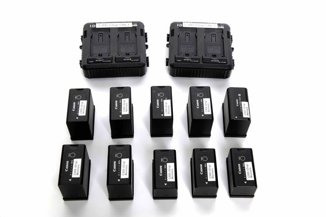 CANON BP Series Batteries KIT