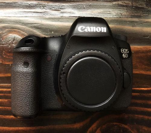 CANON 6D // EXTRAS