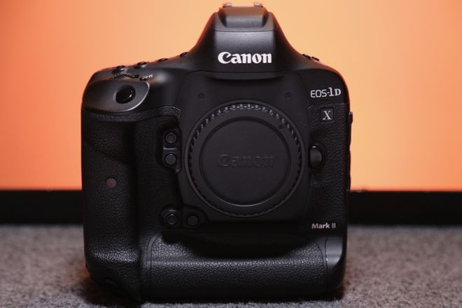Canon EOS-1D X Mark II Kit
