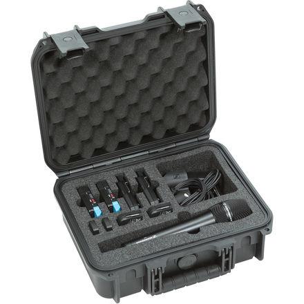 Sennheiser AVX Handheld and Lavalier Set with SKB Case Kit