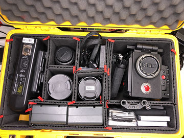 RED Raven Dragon 4.5K + 18-35 Sigma + 480gb Package